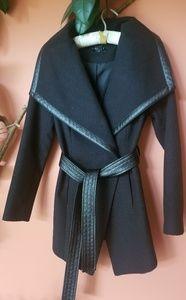 Mohito Collection Wrap High CollarJacket